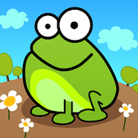 TAP THE FROG DOODLE