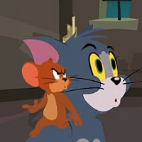 TOM AND JERRY: BROOM RIDERS